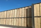 Aberfeldie Lap and cap timber fencing 1