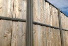 Aberfeldie Lap and cap timber fencing 2