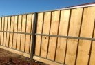 Aberfeldie Lap and cap timber fencing 4