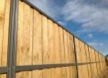 Kwikfynd Lap and Cap Timber Fencing aberfeldie