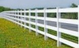 Your Local Fencer Pvc fencing